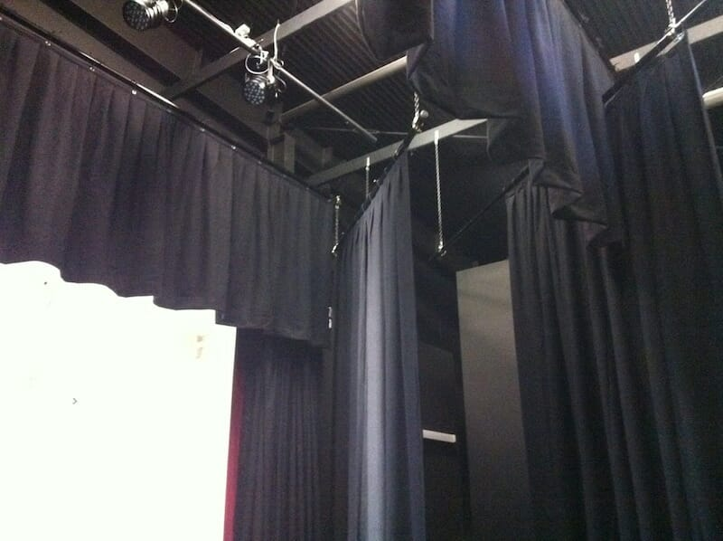 Glossary of Stage and Studio Terms  AshStevenson