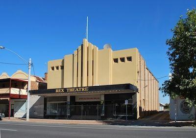 Theatre Restoration – Charlton Rex