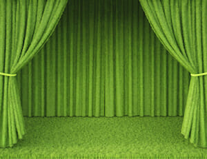 ecollogically sustainable theatres
