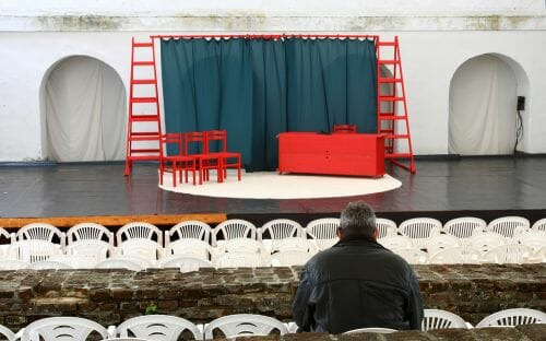 small theatre productions