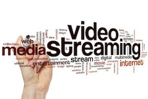 streaming of live theatre