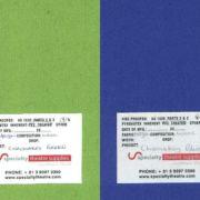Chromakey Fabric - 100% Wool (NDFR), 400gsm, 1.8m widths per linear metre