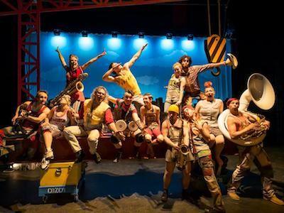 Circus Oz – Rehearsal Spaces