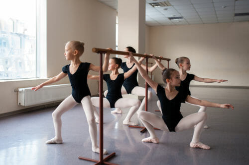ballet barres are important